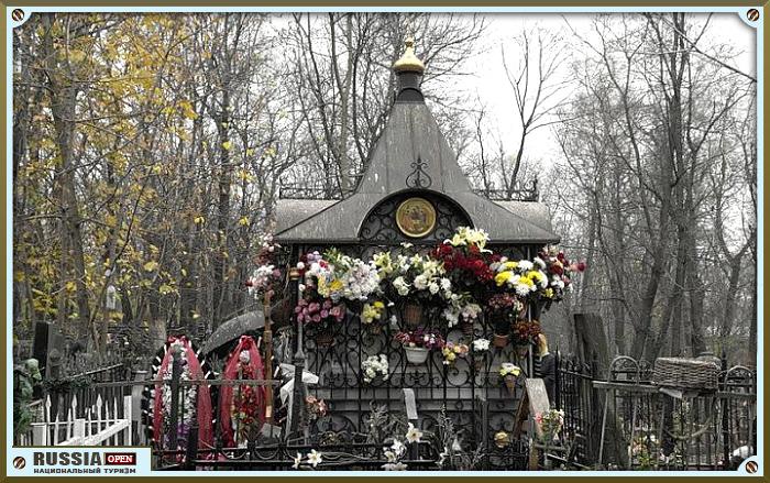 Где находится матроны могила